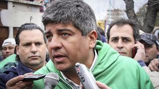 """El dirigente camionero cuestionó a la oposición gremial por los cruces en la marcha obrera. """""""