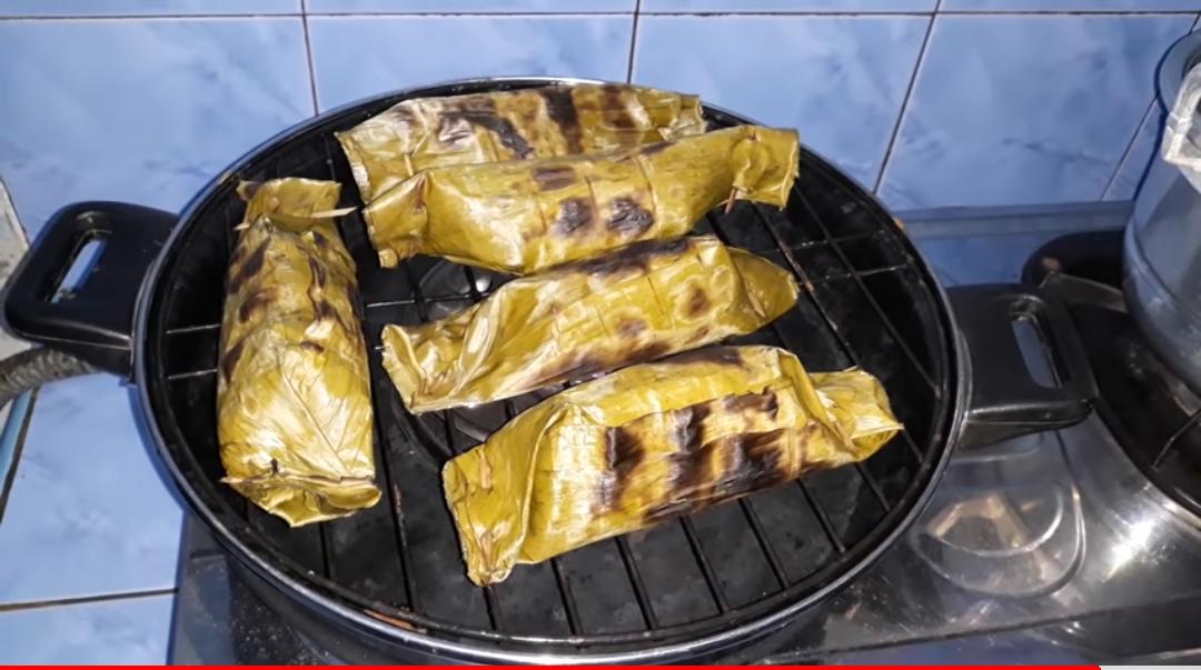 membuat pepes ayam enak  mudahresep pepes ayam enak konten  viral Resepi Ikan Pari Kukus Enak dan Mudah