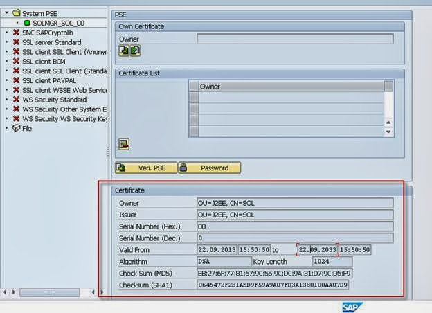 SAP Basis For Beginner: How to configure Single Sign On (SSO