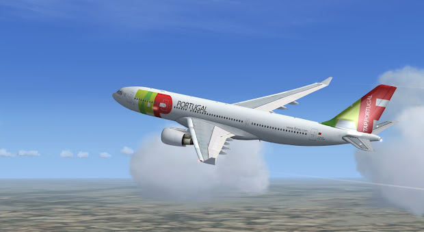 Tap A330 200 Bos - Year of Clean Water
