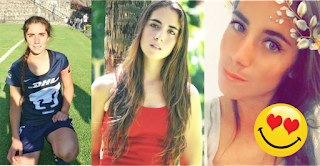 Deneva Cagigas, la hermosa jugadora de Pumas femenil