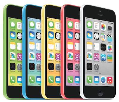 Điện thoại iPhone 5c chính hãng Pisen