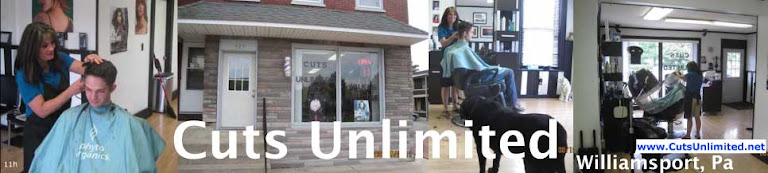 Hair Styling & Coloring | Williamsport PA | Cuts Unlimited