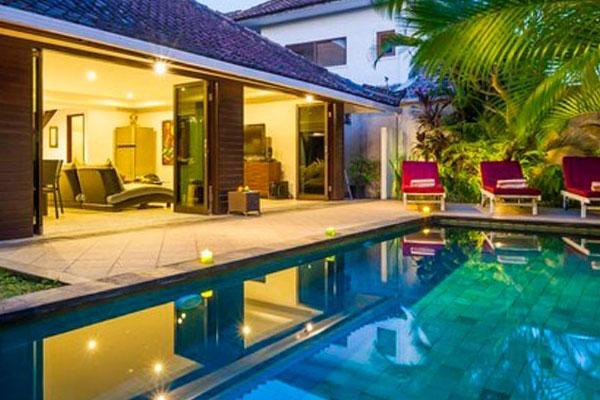 Sewa Vill Di Seminyak Bali - Drupadi Villa