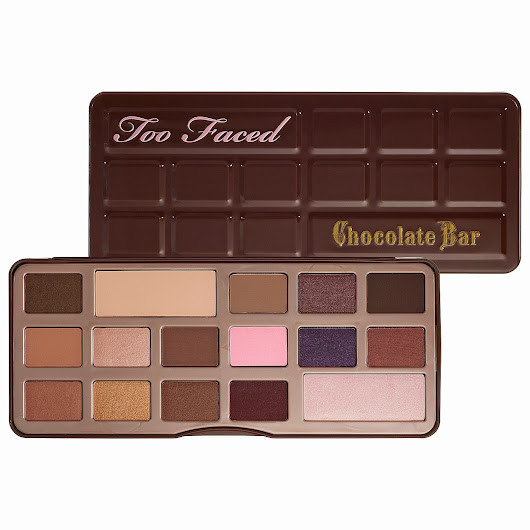 Beauty Gifts Under $50 : Eye Shadow Pallettes
