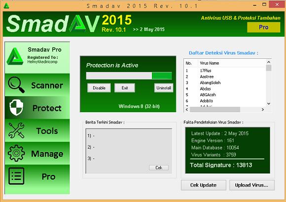 SMADAV REV.10.1 PRO