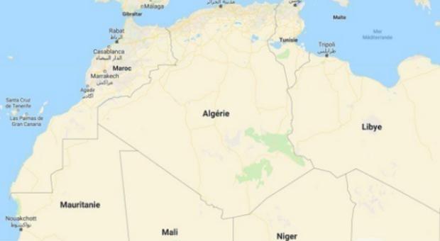 Google Maps quita la línea que separa Marruecos del Sáhara