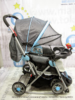 Does DS296 Brea Baby Stroller