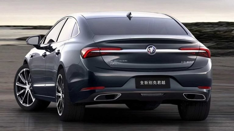 Buick, Buick LaCrosse, China, New Cars, Shanghai Auto Show