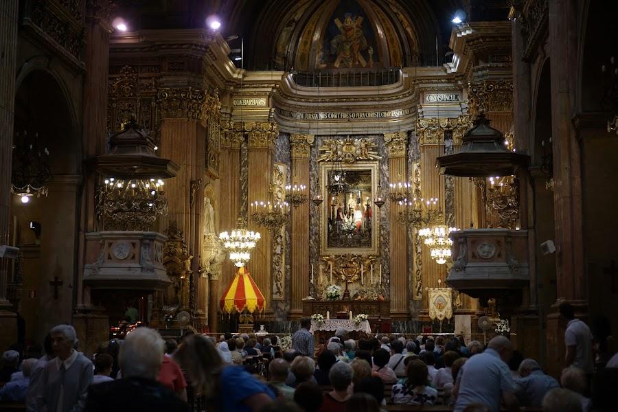メルセ教会(Basílica de la Mercè)