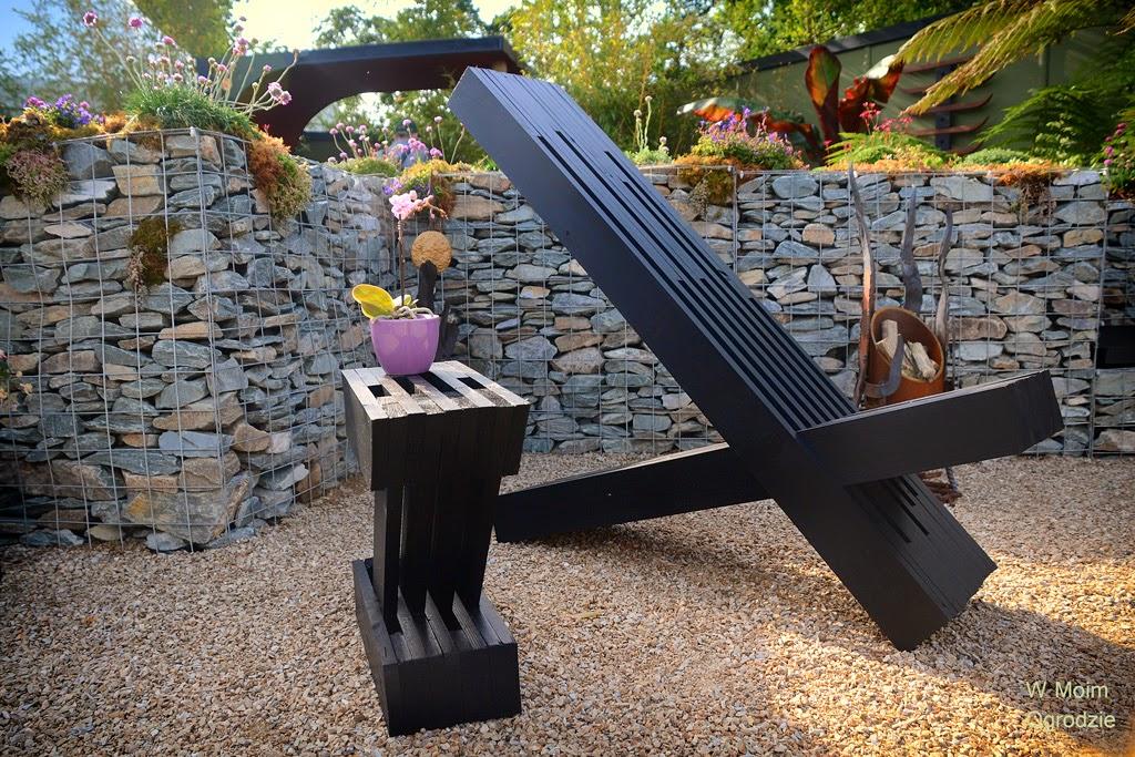 ogród w stylu japońskim zen