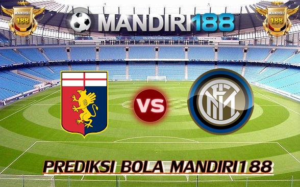 AGEN BOLA - Prediksi Genoa vs Inter Milan 18 Februari 2018