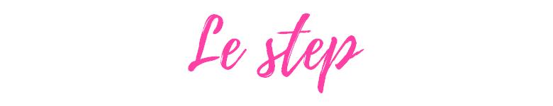 le step