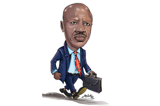 THE FALL OF THE WATCHDOG!!! How Magu's Sack Rubbishes Buhari's Anti-Corruption Vuvuzela