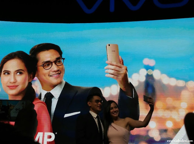 Vivo V5 Plus 20MP Dual Front Camera, Perfect Selfie Tanpa Batas