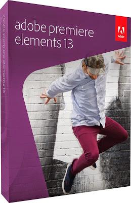 Adobe Premiere Elements 13.0 Full Español