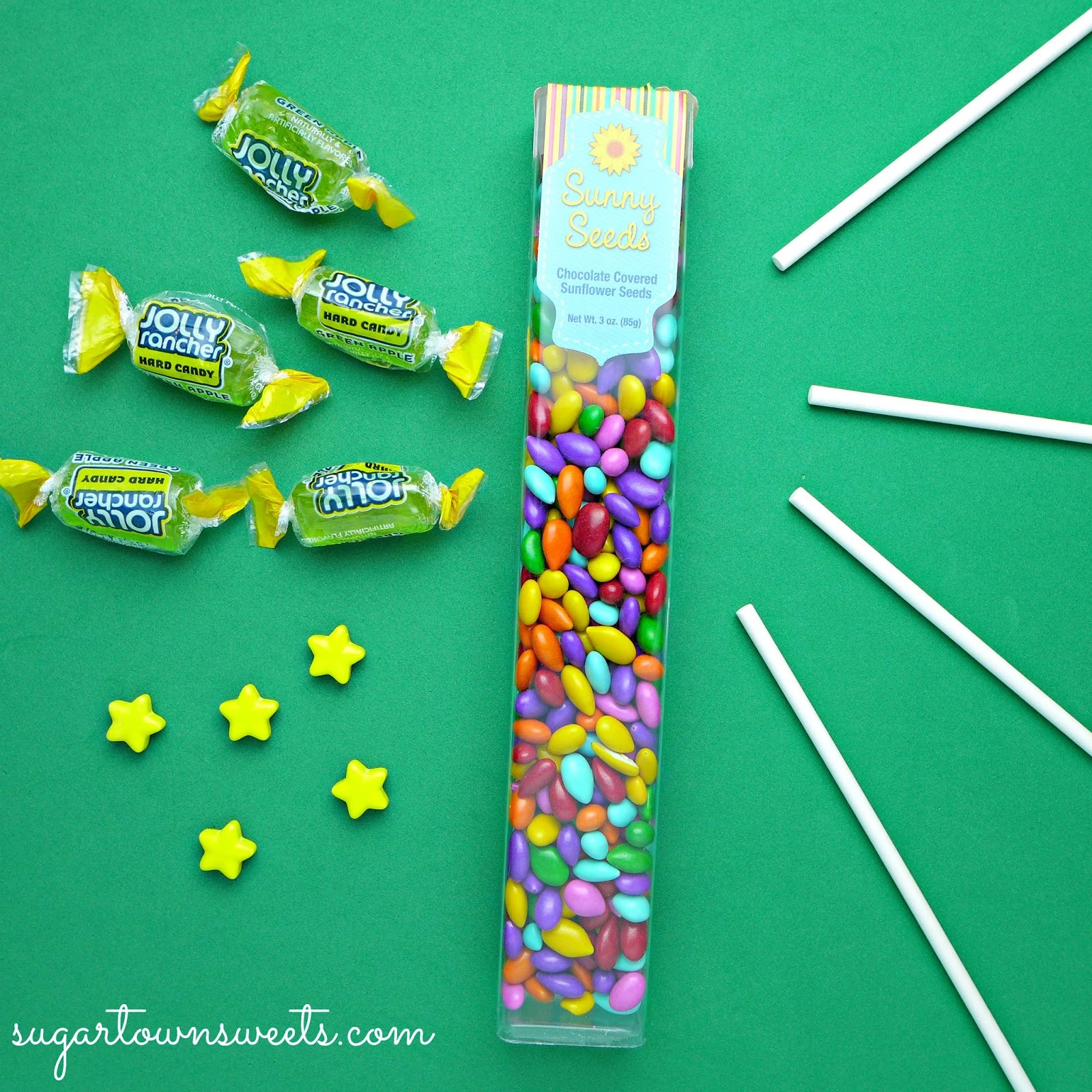 Sugartown Sweets: Christmas In July Jolly Ranchers