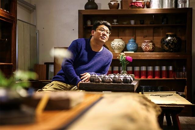 [品牌新生] 伍中行以茶領路,傳承好食文化
