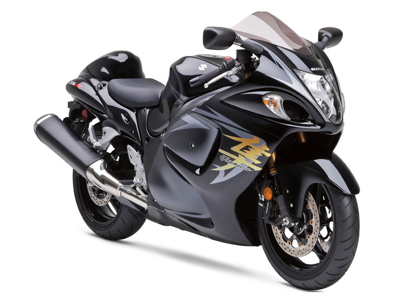 wallpapers: Suzuki Hayabusa GSX1300R Bike Wallpapers