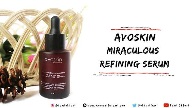 Avoskin Miraculous Refining Serum - Exfoliating Serum