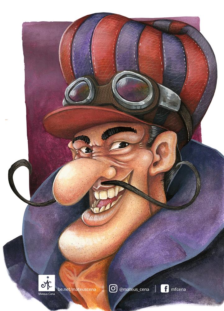 Dick Vigarista Dastardly