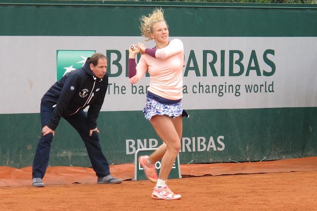 Katerina Siniakova Beautiful Cute Rising Czech Tennis Player WTA HD Desktop Wallpaper