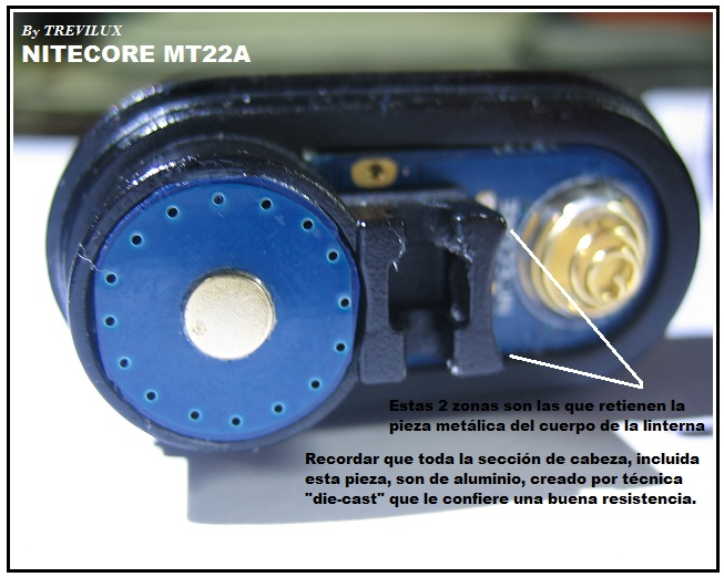 Nitecore MT22A review by Trevilux