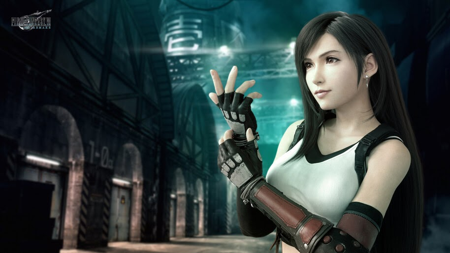 Tifa Lockhart Final Fantasy 7 Remake 4k Wallpaper 771