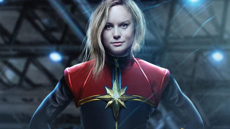 Capitã Marvel na CCP18