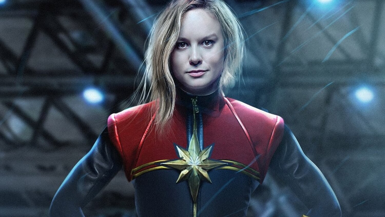 Brie Larson estará na CCXP 2018!