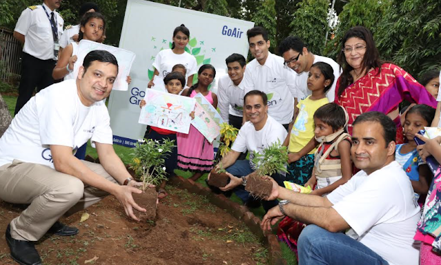 GoAir; Connecting People to Nature