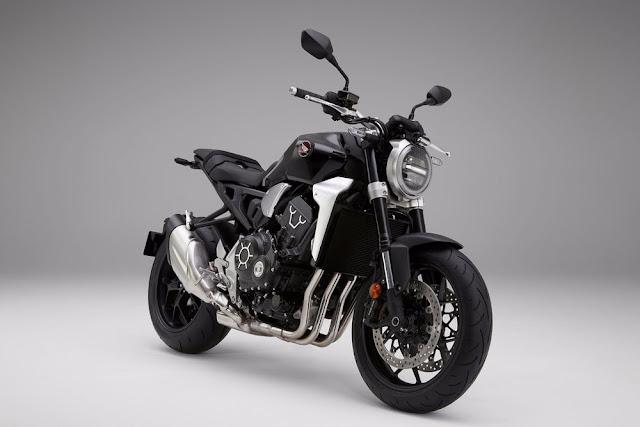 La Honda CB1000R 2018 tiene del concepto Neo Sports Cafe