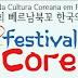 Festival da Coréia cobertura