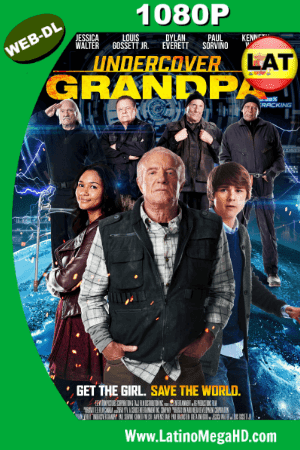Undercover Grandpa (2016) Latino Full HD WEB-DL 1080P ()