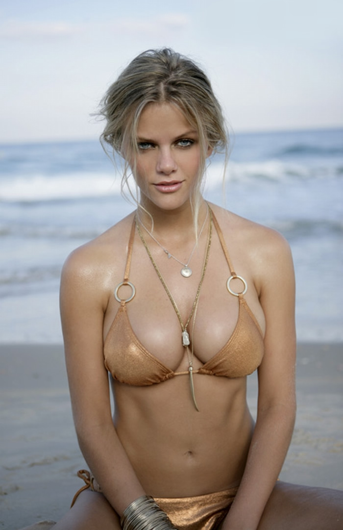 And Brooklyn decker sexy something is