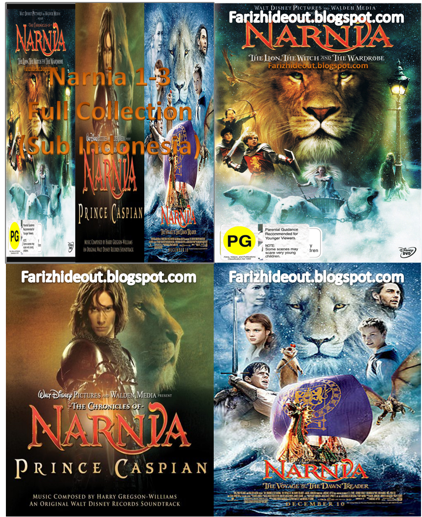 Avatar 2 Full Movie Watch Online: Narnia 1-3 Complete Collection+Subtitle Indonesia FULL
