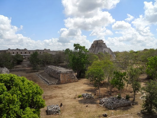 Special Trip #2: Travel to the Uxmal Mayan Ruins in the Yucatan!