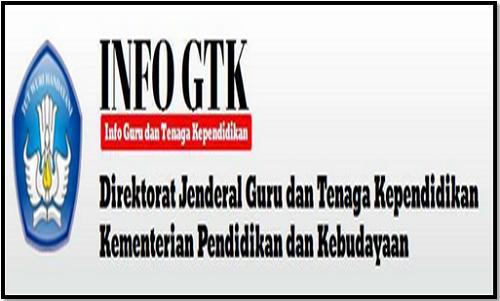 Contoh Format Data GTK Terbaru