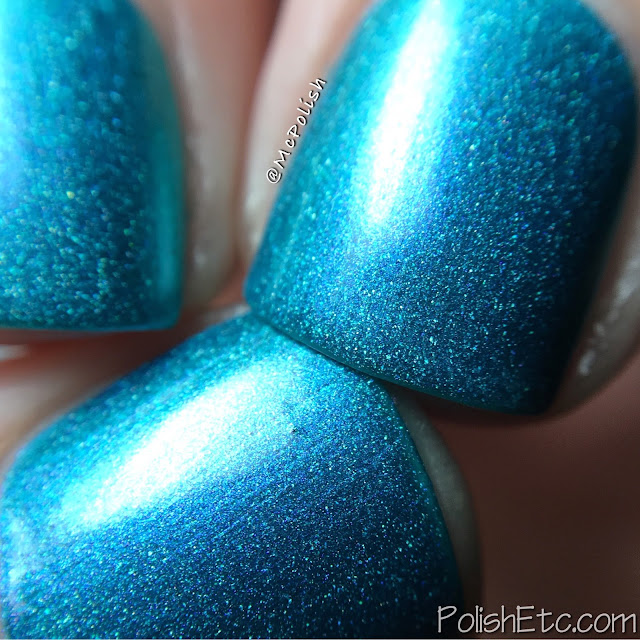 a-England at Color4Nails - Heavenly Quotes - McPolish - Whispering Waves