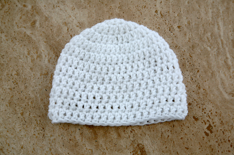 889def0a4 The Kat s Scratch Pad  The 20 Minute Easy Newborn Hat