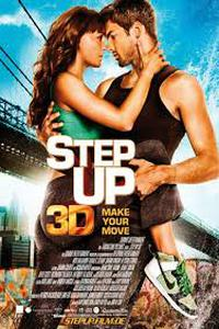 Download Step Up 3D (2010) Movie (English) 480p & 720p