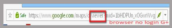browser tanpa login akun google plus