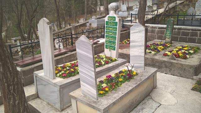 Mehmet Feyzi Efendi Türbesi - Kastamonu