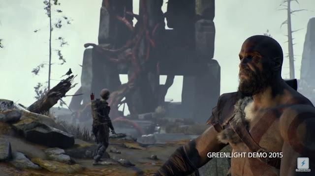 كيف كانت تبدو لعبة God Of War في عام 2015 ؟ إليكم الفيديو من مراحل التطوير الأولى …