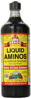 Bragg's Liquid Amino Acids for natural hair