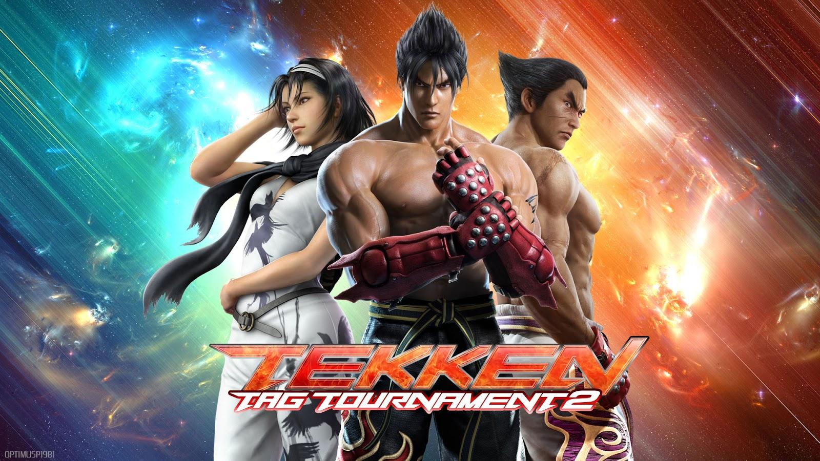 Tekken Tag Tournament 2 - Tekken Tag Tournament 2 For Xbox360