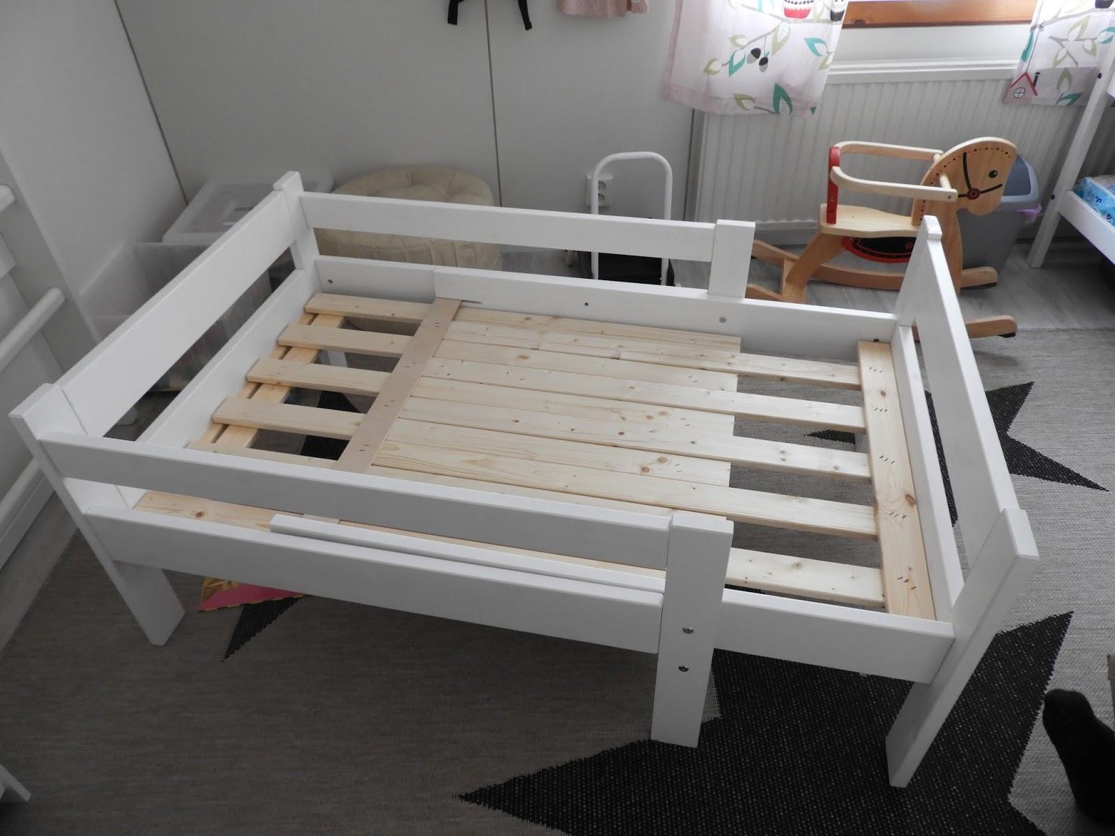 emma jatkettava sänky Askeleita perheenä: Isojen tyttöjen sänky emma jatkettava sänky