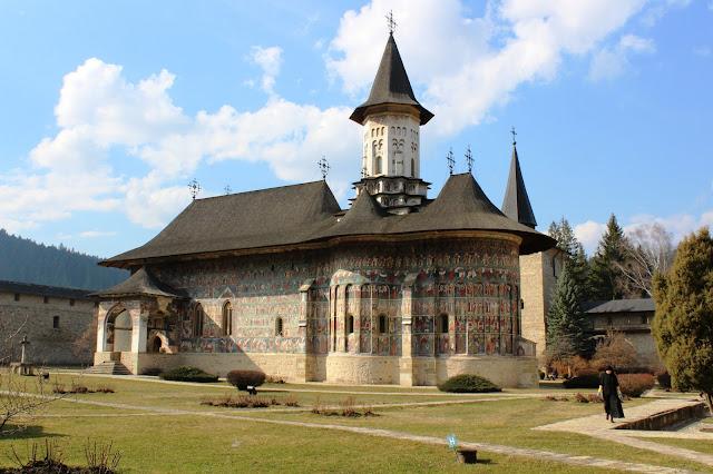 monastero+sucevita+bucovina+romania