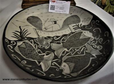 Pottery from Santa Clara del Cobre