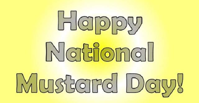 National Mustard Day